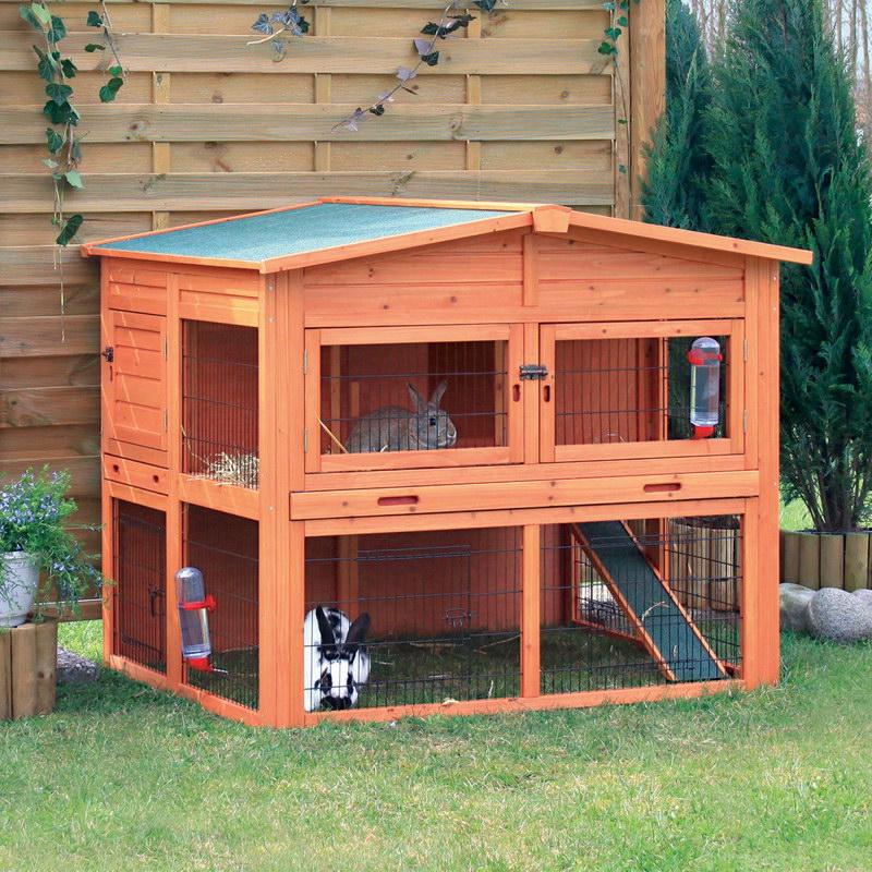 Rabbit house plans free House list disign